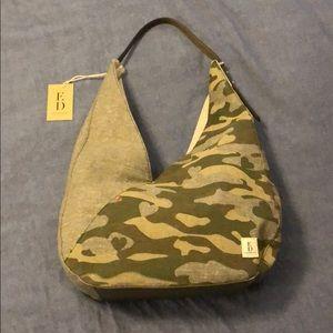 NWT Ellen Degeneres Hobo Bag